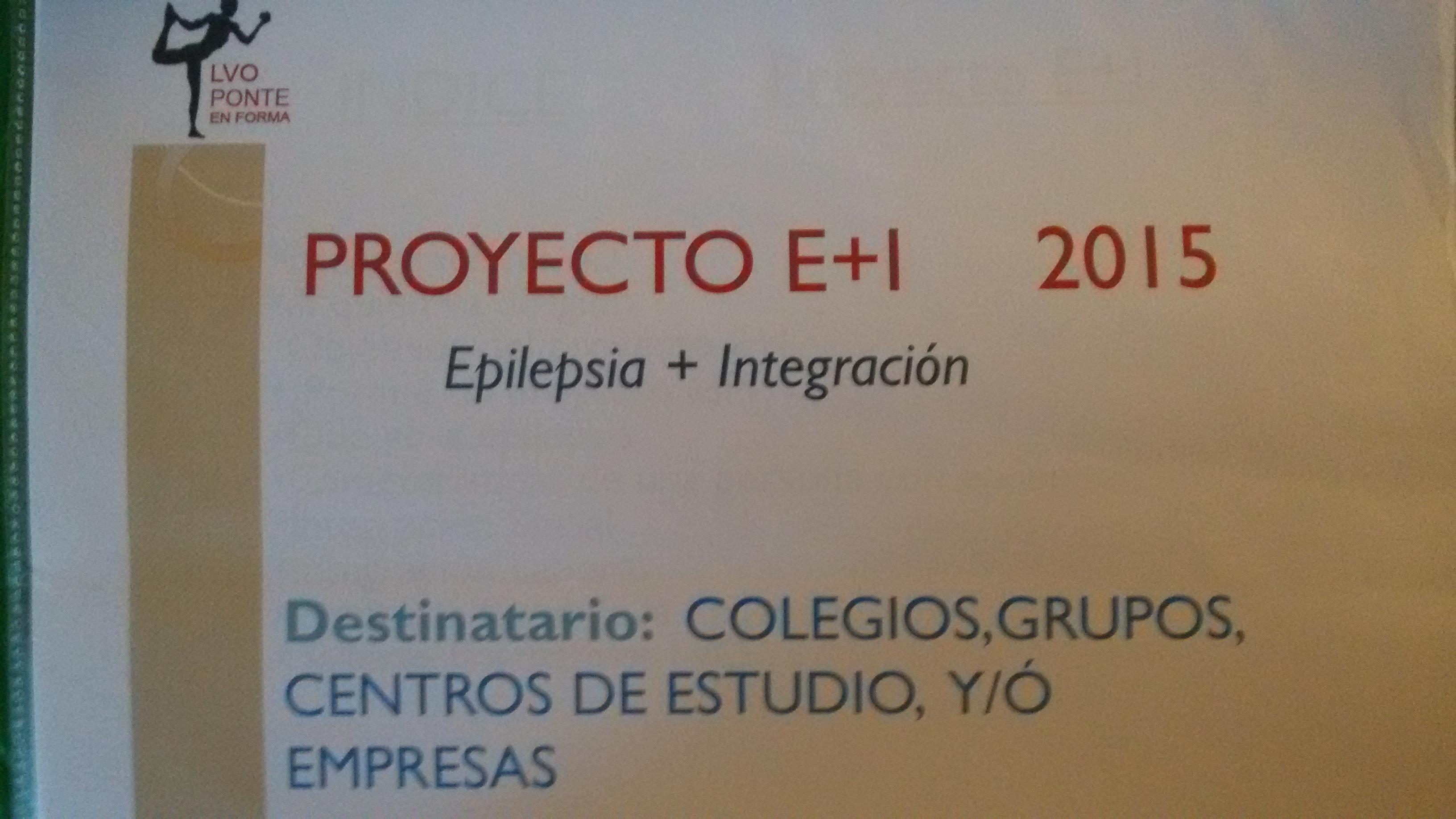 """Coaching Epilepsia, """"Conócela"""""""